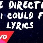 แปลเพลง If I Could Fly – One Direction