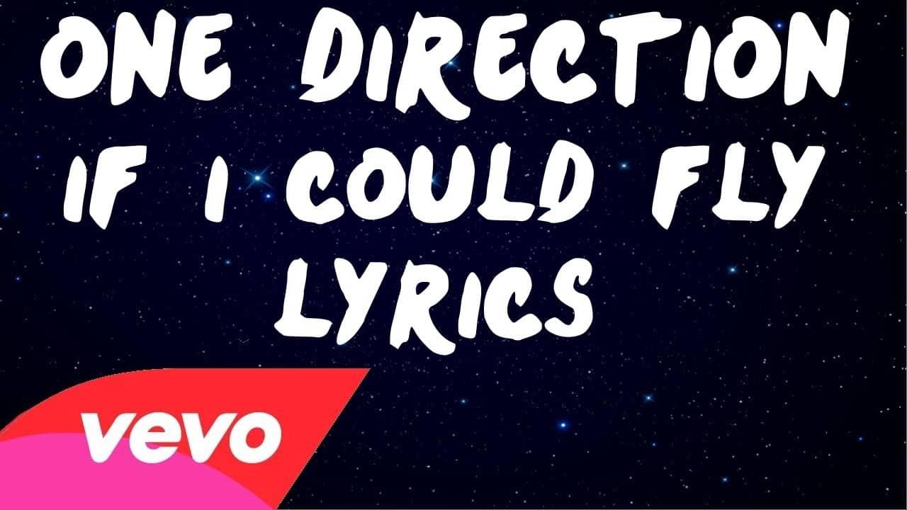 แปลเพลงIf I Could Fly - One Direction