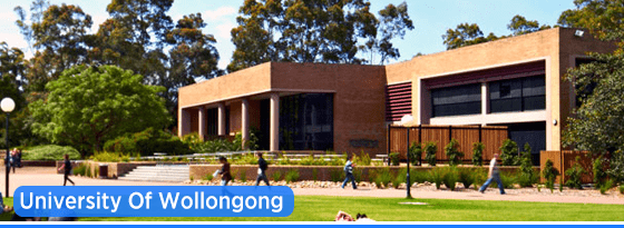University Of Wollongong2