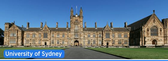 ทุนการศึกษาในระดับ PhD 40 ทุนการศึกษา สำหรับการเรียนที่ The University of Sydney