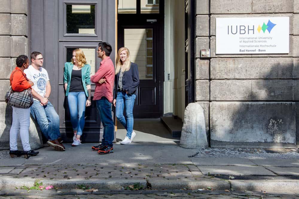 เรียนปริญญาโทที่เบอร์ลิน กับ IUBH International University of Applied Science, Berlin Campus