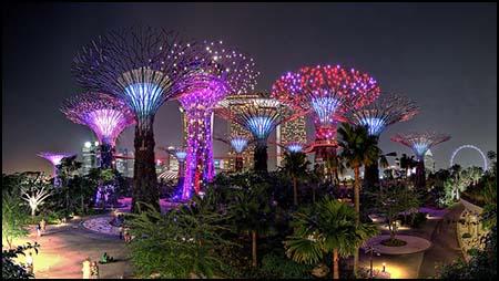 สถานที่ท่องเที่ยวในประเทศสิงคโปร์