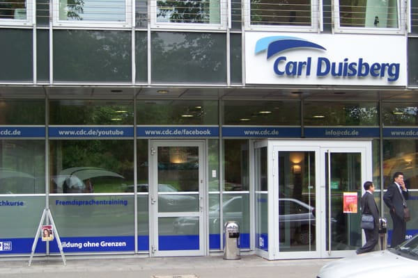 เรียนภาษาเยอรมัน ประเทศเยอรมนี กับ Carl Duisberg Centre
