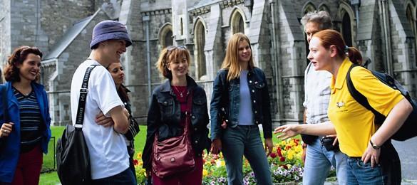 รู้จักกับเมืองดับลิน – Dublin