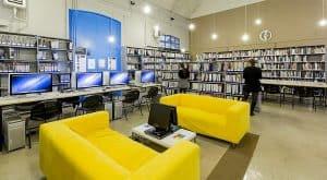 Library_Milan
