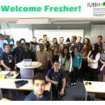 Welcome-Fresher_IUBH