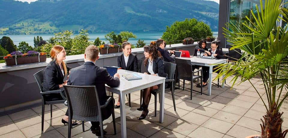เรียนการโรงแรมที่ IMI – International Hotel Management Institute Switzerland