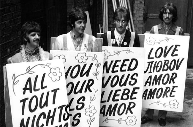 แปลเพลง All You Need Is Love – Beatles