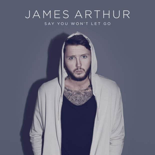 แปลเพลง Say You Won't Let Go – James Arthur