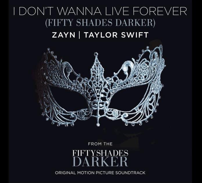 แปลเพลง I Don't Wanna Live Forever – Zayn & Taylor Swift OST. Fifth Shades Darker
