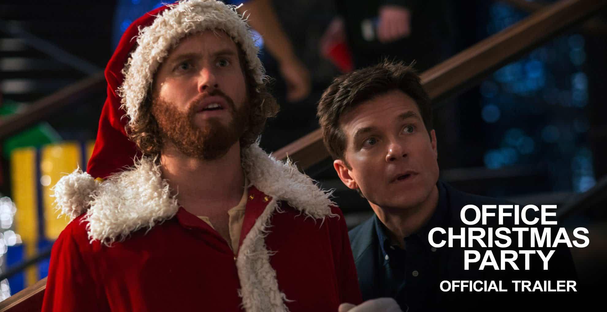 หนังต้อนรับ คริสต์มาส 2016 OFFICE CHRISTMAS PARTY