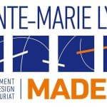 MADE iN SAINTE-MARIE LYON ประเทศฝรั่งเศส