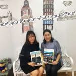 The Language Gallery (TLG) Visits Educatepark' Office