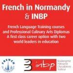 หลักสูตรเรียนทำขนมที่ INBP-INSTITUT NATIONAL DE LA BOULANGERIE PÂTISSERIE ร่วมกับหลักสูตรภาษาฝรั่งเศสที่ Normandy