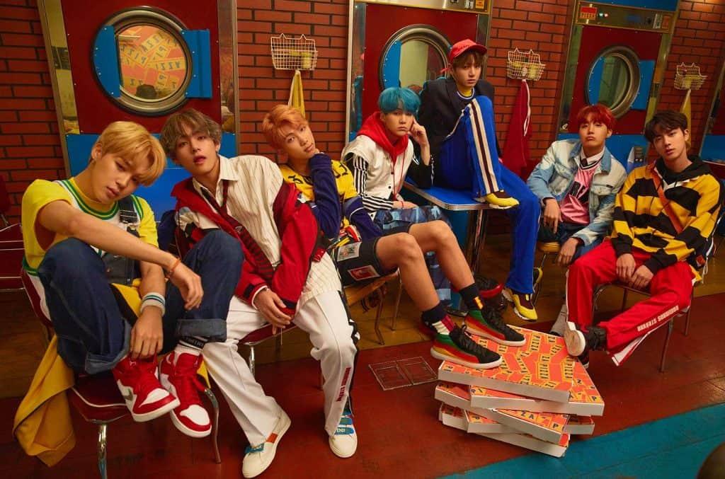 แปลเพลง DNA   BTS