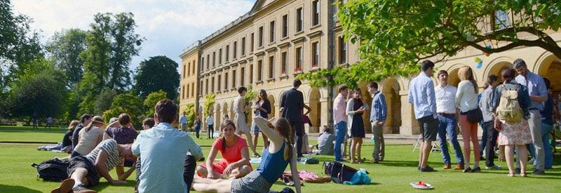 ทุนการศึกษา เรียนต่อ ป.โท และป.เอก ที่ University of Oxford