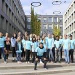 เปิดภาคเรียนของน้อง ๆ ในระดับปริญญาตรี และโท ที่ในยุโรป