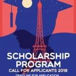 ทุนการศึกษา Franco Thai 2018 เพื่อเรียนต่อประเทศฝรั่งเศส