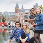 ทุนการศึกษา The University of Amsterdam – Amsterdam Merit Scholarships
