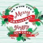 คำอวยพรวันคริสต์มาส คำอวยพรวันปีใหม่ ภาษาอังกฤษ พร้อมความหมาย