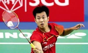 นักกีฬาแบดมินตันชาย ทีมชาติไทย
