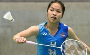 นักกีฬาแบดมินตันหญิง ทีมชาติไทย