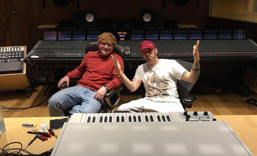 แปลเพลง River - Eminem Featuring Ed Sheeran