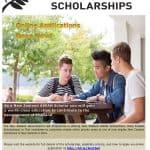 ทุนการศึกษา New Zealand ASEAN Scholarships 2018