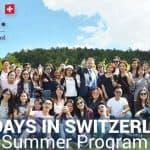 หลักสูตรซัมเมอร์ 10 วันที่ BHMS สวิตเซอร์แลนด์