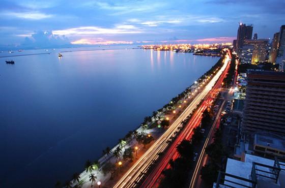 กรุงมะนิลาเมืองหลวงของประเทศฟิลิปปินส์