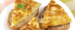 Potato Omlet