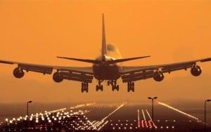 Airplane in Netherlands