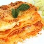 ทำลาซานญ่า (Lasane alla Bolognese)