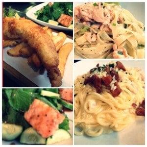 อาหารอิตาเลี่ยน