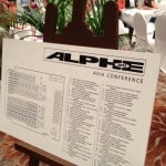 ALPHE Asia Workshop 2013