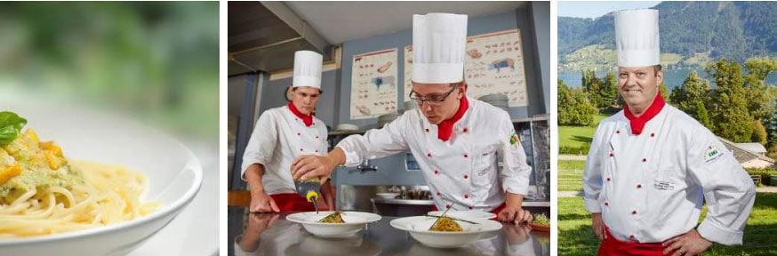 เรียนทำอาหารที่สวิส ที่ IMI