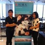 Visit BHMS Thailand Office 2014