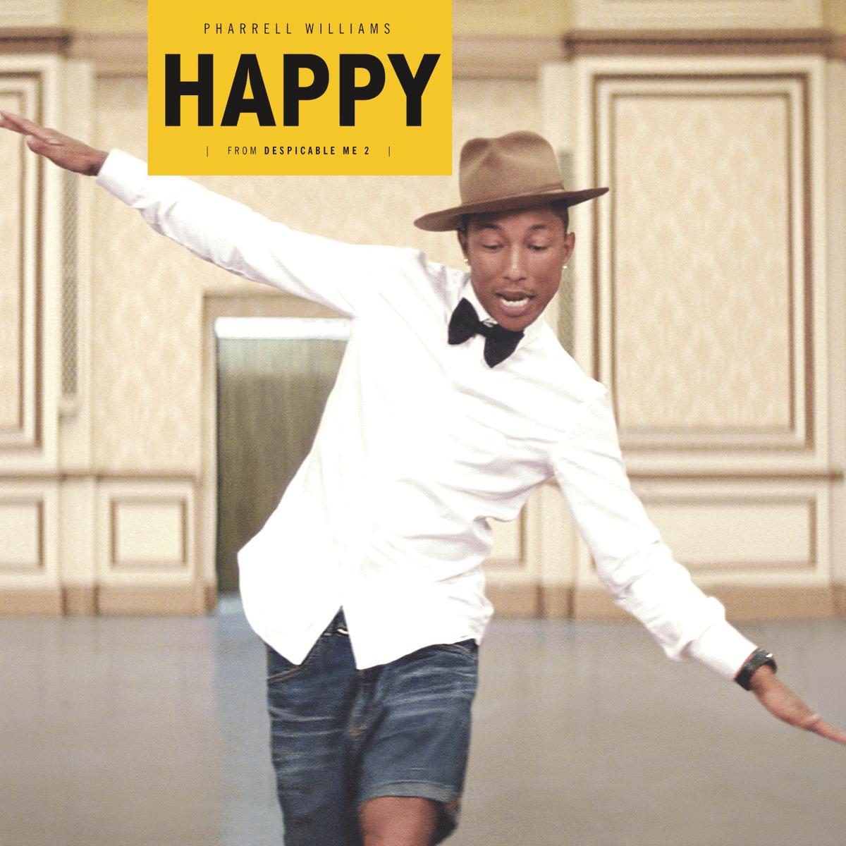 แปลเพลง Happy - Pharrell Williams