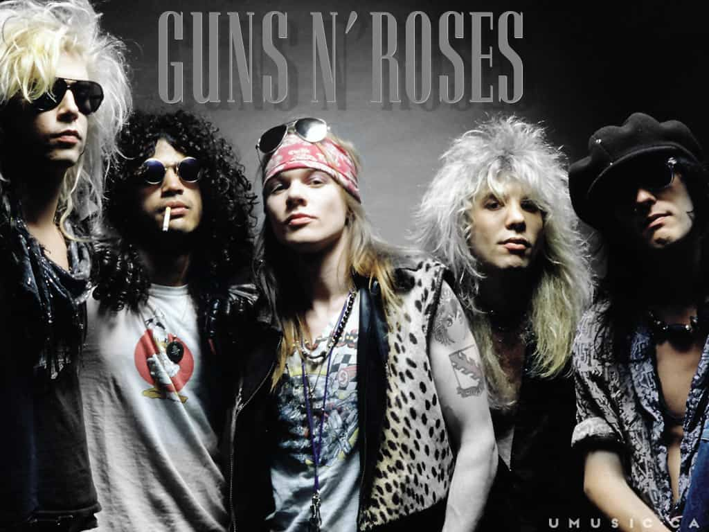 แปลเพลง Sweet Child O' Mine - Guns N' Roses