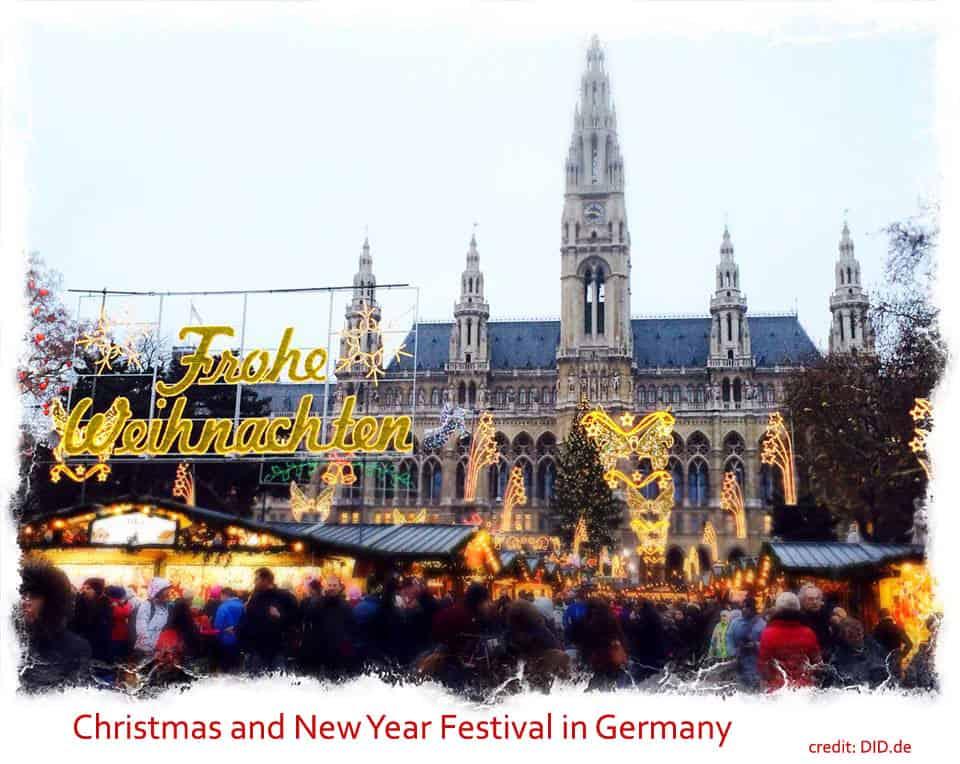 คริสต์มาสที่เยอรมัน
