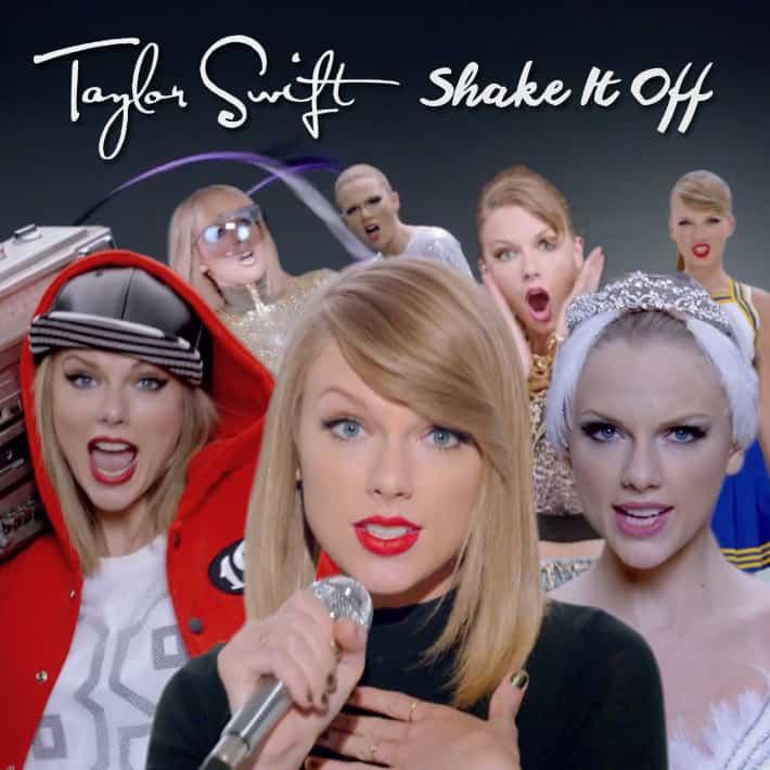 Taylor Swift – Shake it off