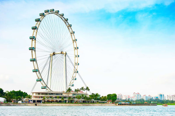 ข้อมูลประเทศสิงคโปร์ - SingaporeFlyer