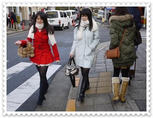 การแต่งตัวของคนญี่ปุ่น