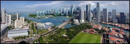 การทำงานในประเทศสิงคโปร์
