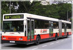 การเดินทางในสิงคโปร์