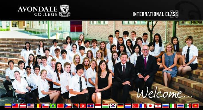 เรียนมัธยมที่นิวซีแลนด์ Avondale College