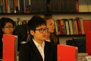 น้องเกรท เข้าร่วมงานปฐมนิเทศของทาง BHMS ที่เมืองลูเซิร์น ประเทศสวิตเซอร์แลนด์