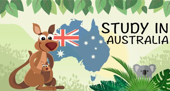 เรียนต่อออสเตรเลีย Study in Australia