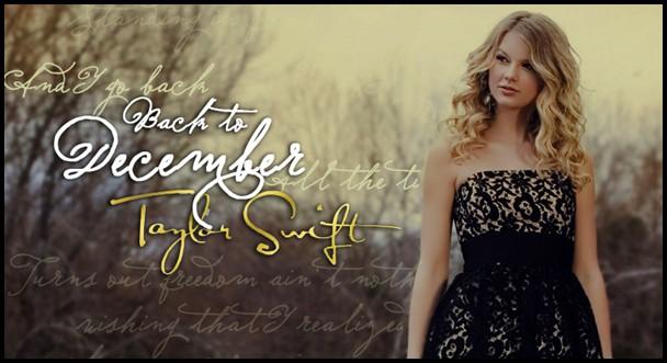 แปลเพลง Back To December - Taylor Swift