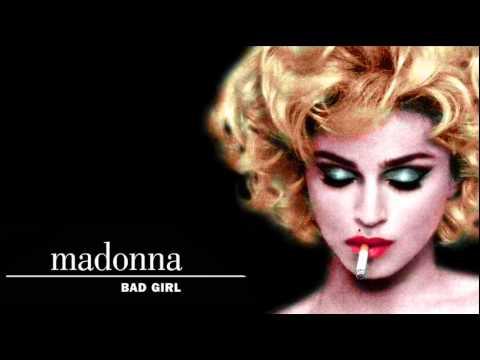 แปลเพลง Bad Girl - Madonna